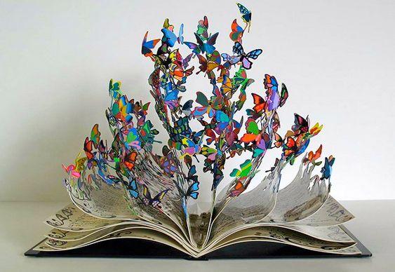 Resultado de imagem para livro borboleta