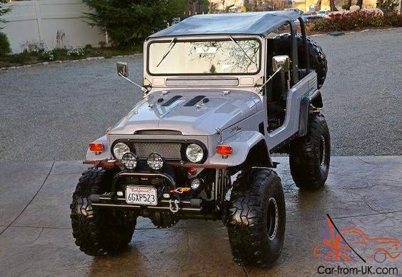 Toyota 4x4 Custom