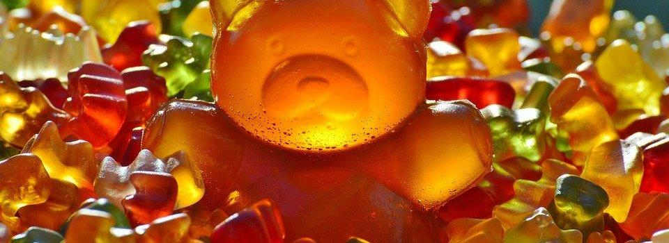 Gummikbären