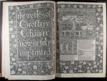 Chaucer Kelmscott