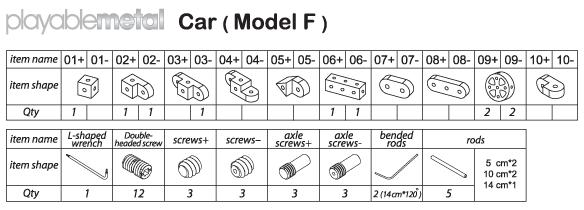 parts-car