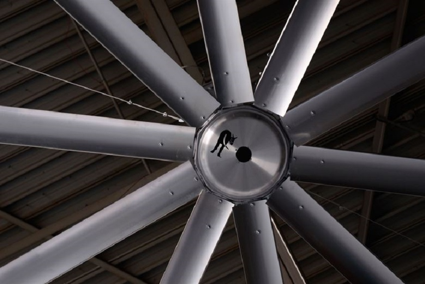 warehouse fan