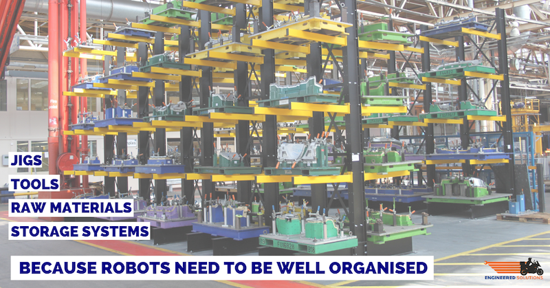 robotic organisation