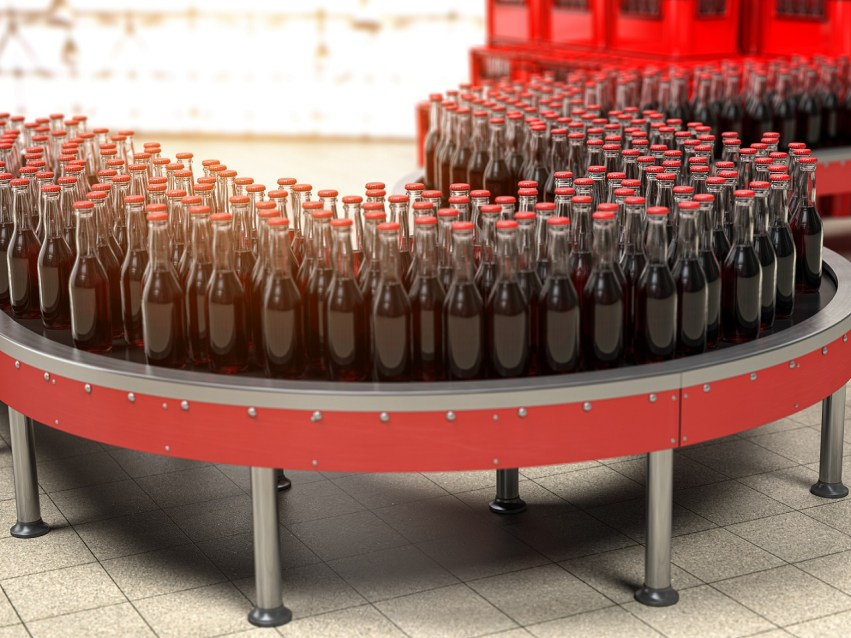 Material Handling in the Food and Beverage Industry