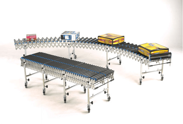 roller flexible conveyor