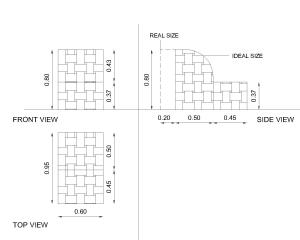 Chair plan-Model