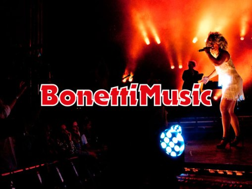 Bonetti Music Website