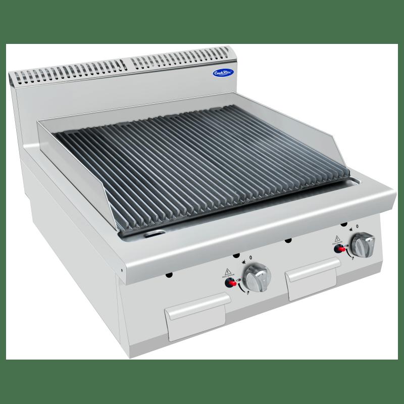 grill gaz pierres de lave a poser serie 900 2x9 kw h atosa