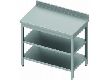 table inox professionnelle table inox