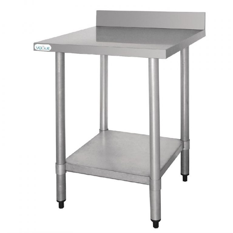comment nettoyer une table inox