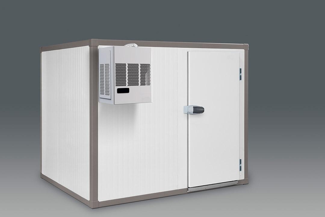 CHAMBRE FROIDE  AVEC MONOBLOC PAROIS STANDARD NEGATIF -25 -15°C