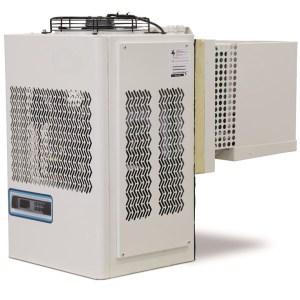 MONOBLOCK PAROIS POSITIF -5 +10°C A TAMPON ISOLANT. PRECHARGE EN REFRIGERANT R449a