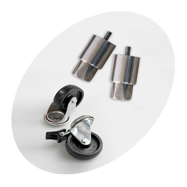 ITVL40-ROULETTES-ET-PIEDS-INOX-REGLABLES-(options)