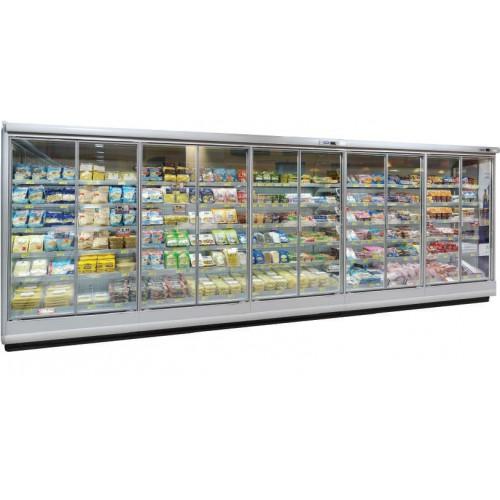 vitrine verticale murale refrigeree palco 2 m2 2500 p105 h225 speciale viandes