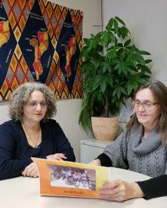 Joanne Blythe Receives Global Citizen Award