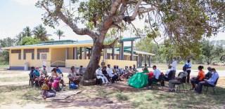 MOZAMBIQUE Chizapela maternity