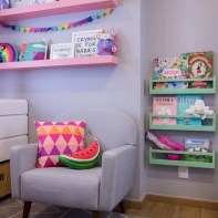 almofadas na decoração do quarto das crianças 15