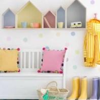 almofadas na decoração do quarto das crianças 21