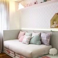 almofadas na decoração do quarto das crianças 25