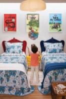 ideias de roupa de cama para as crianças 6