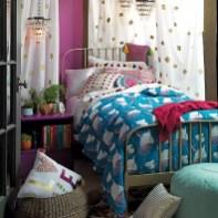 ideias de roupa de cama para as crianças32