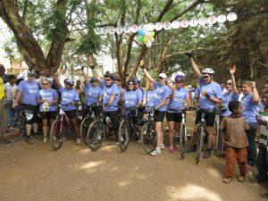 Ethiopia Bike Ride 2012