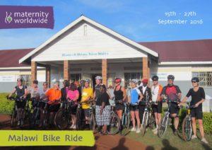 Malawi Bike Ride - 2
