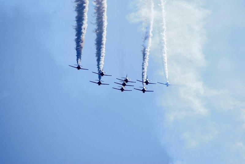 Red Arrows, Radom 2009 (3)