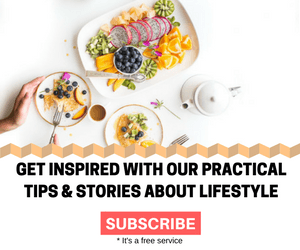lifestyle articles and blog subscription