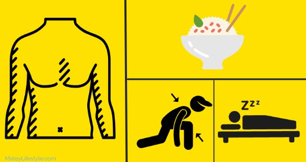 increase body fat naturally