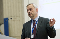 Christian Thomsen, President TU Berlin, © Charles Yunck