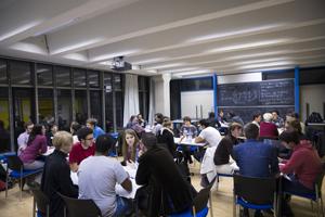 BMS Postdoc and BMS Alumni World Café, © Kay Herschelmann