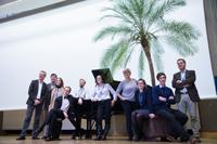 BMS Chairs and BMS One-Stop Office Team, © Kay Herschelmann