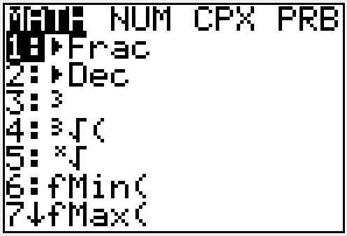 math-frac-ti83-ti84