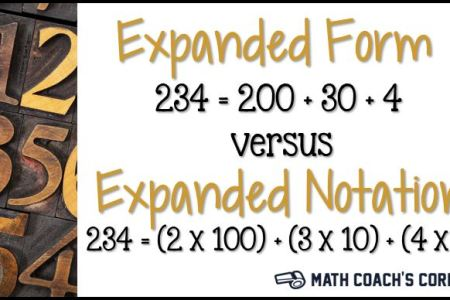 Free Application Forms Multiply Using Expanded Form Lesson Answers