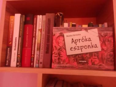 Harko Cristina MariaApróka eszponkája
