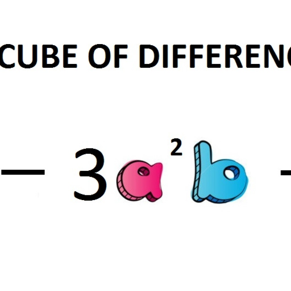 Cube Of Difference
