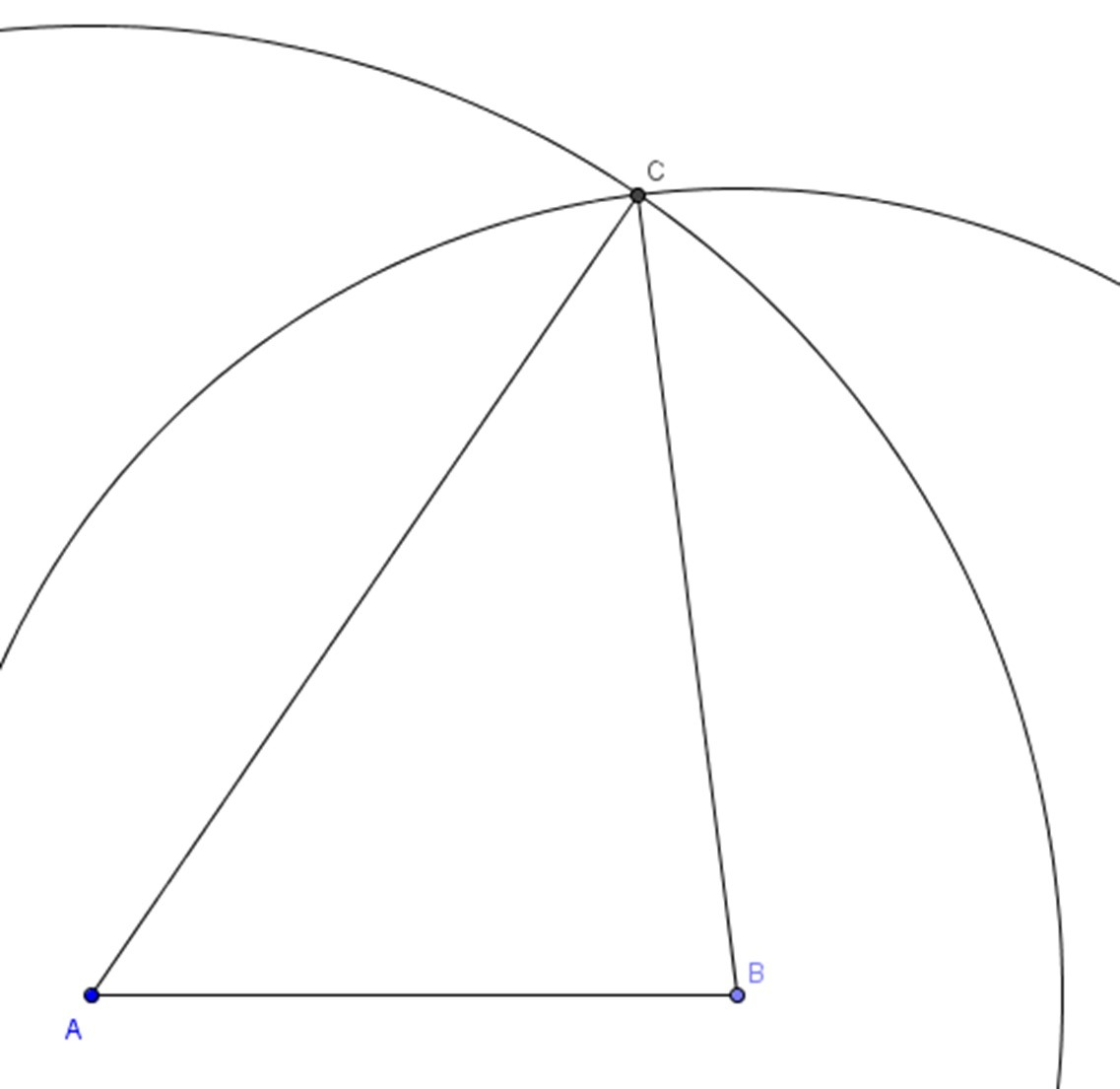Construction Of Angle