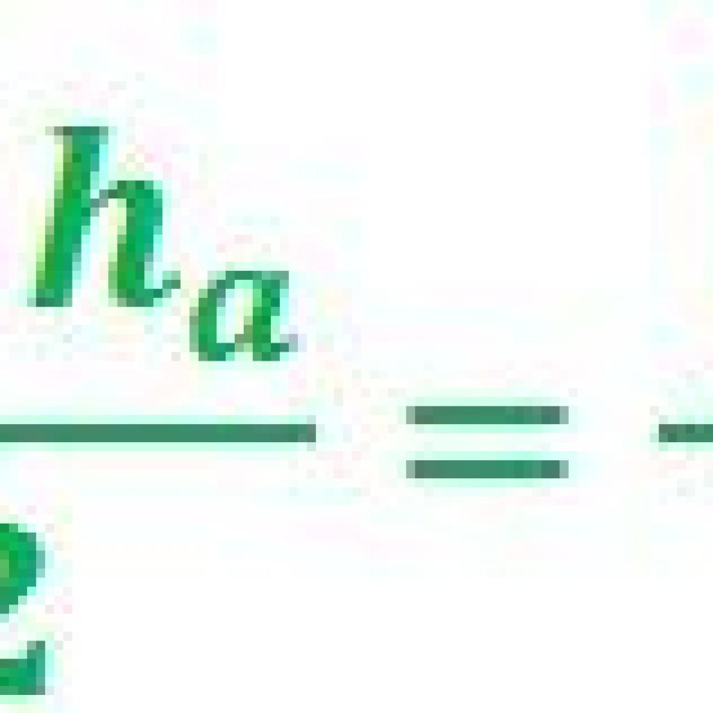 Area Of Triangle Calculation