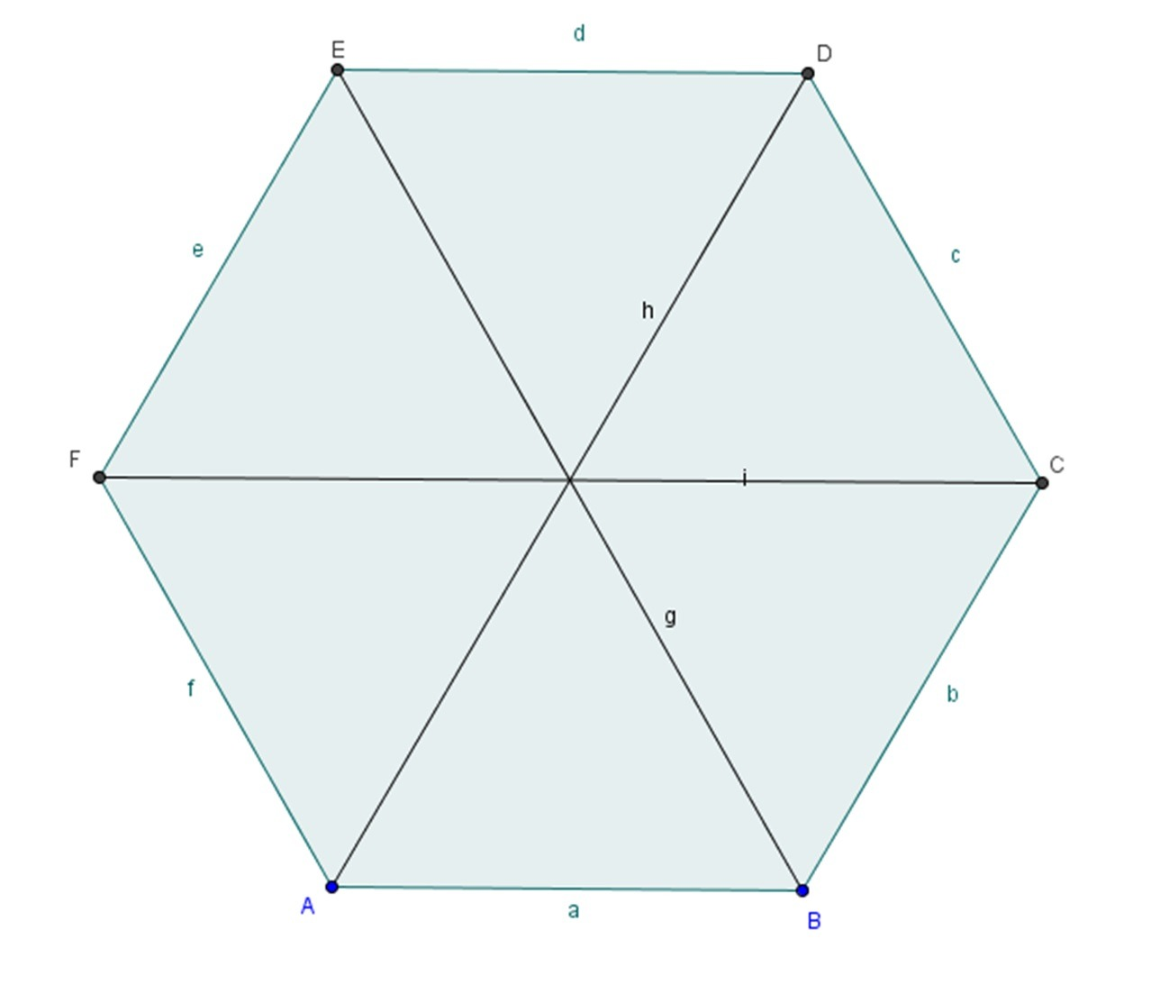 Center Of Inscribed And Circumscribed Circle Is In