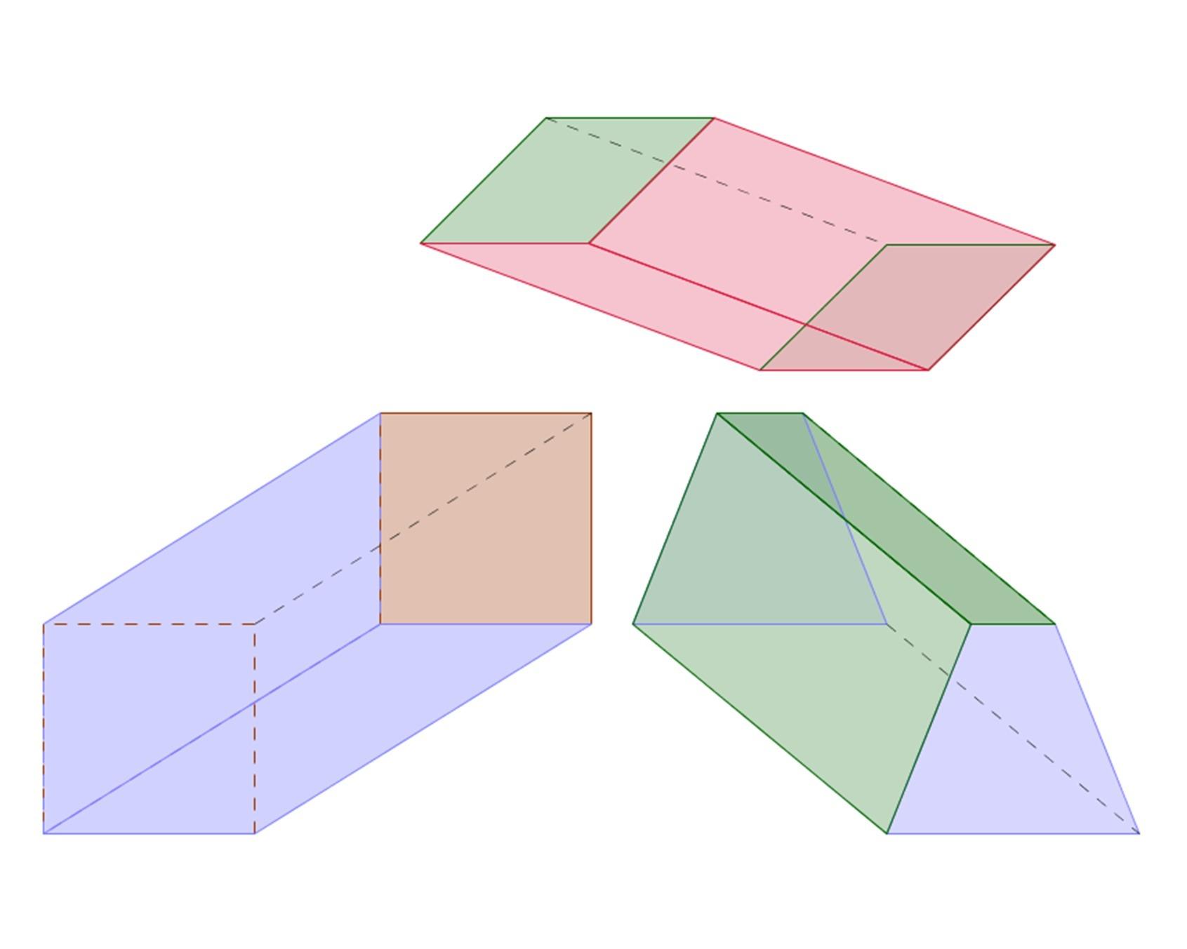 Quadrilateral Prisms