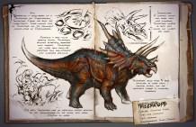 ARK - triceratops