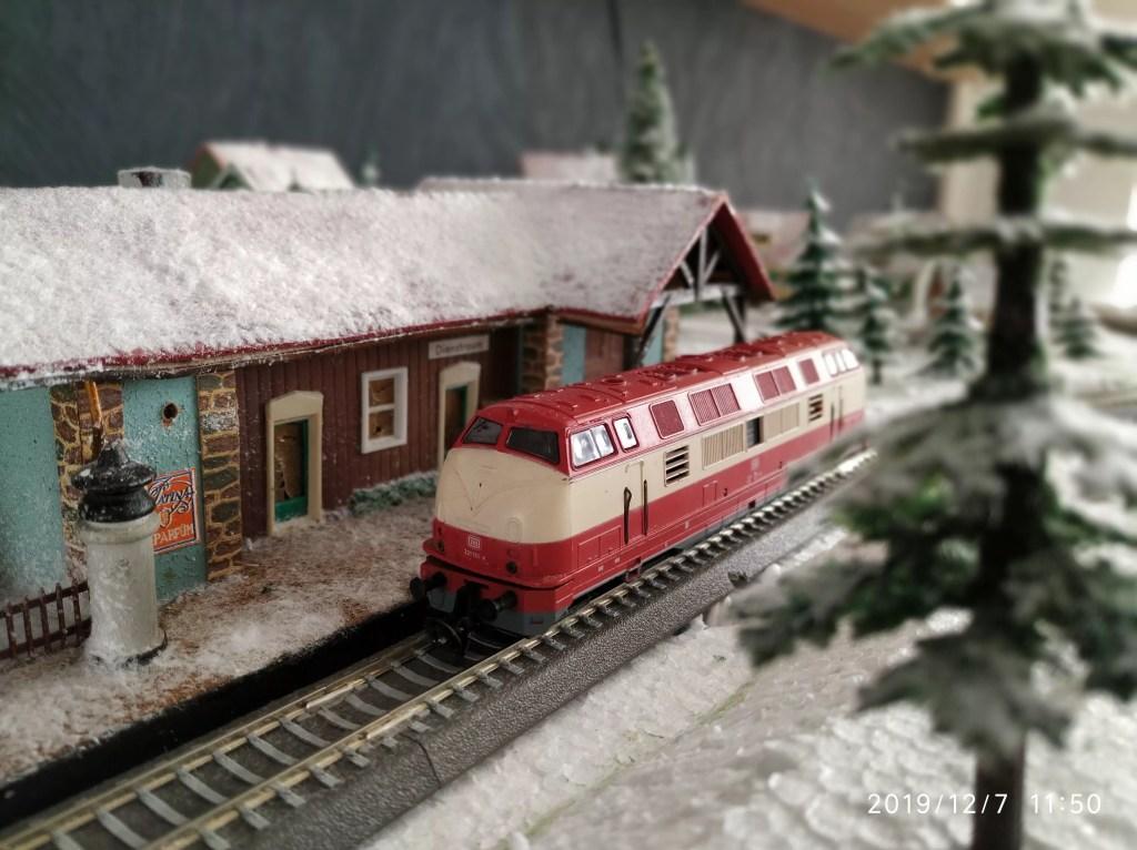 TT / BTTB Eisenbahn BR151-4 Diesellok