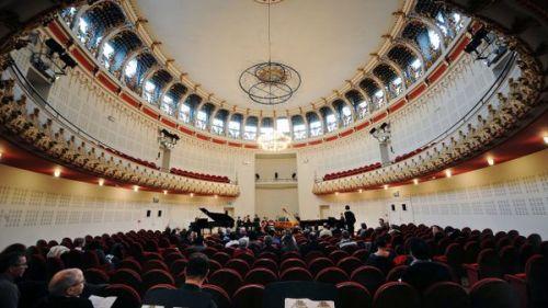 Violoncello al Conservatorio di Lille (Francia)