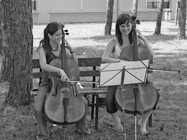 Musica d'insieme con Mathilde