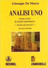 Miglior libro rigoroso analisi 1