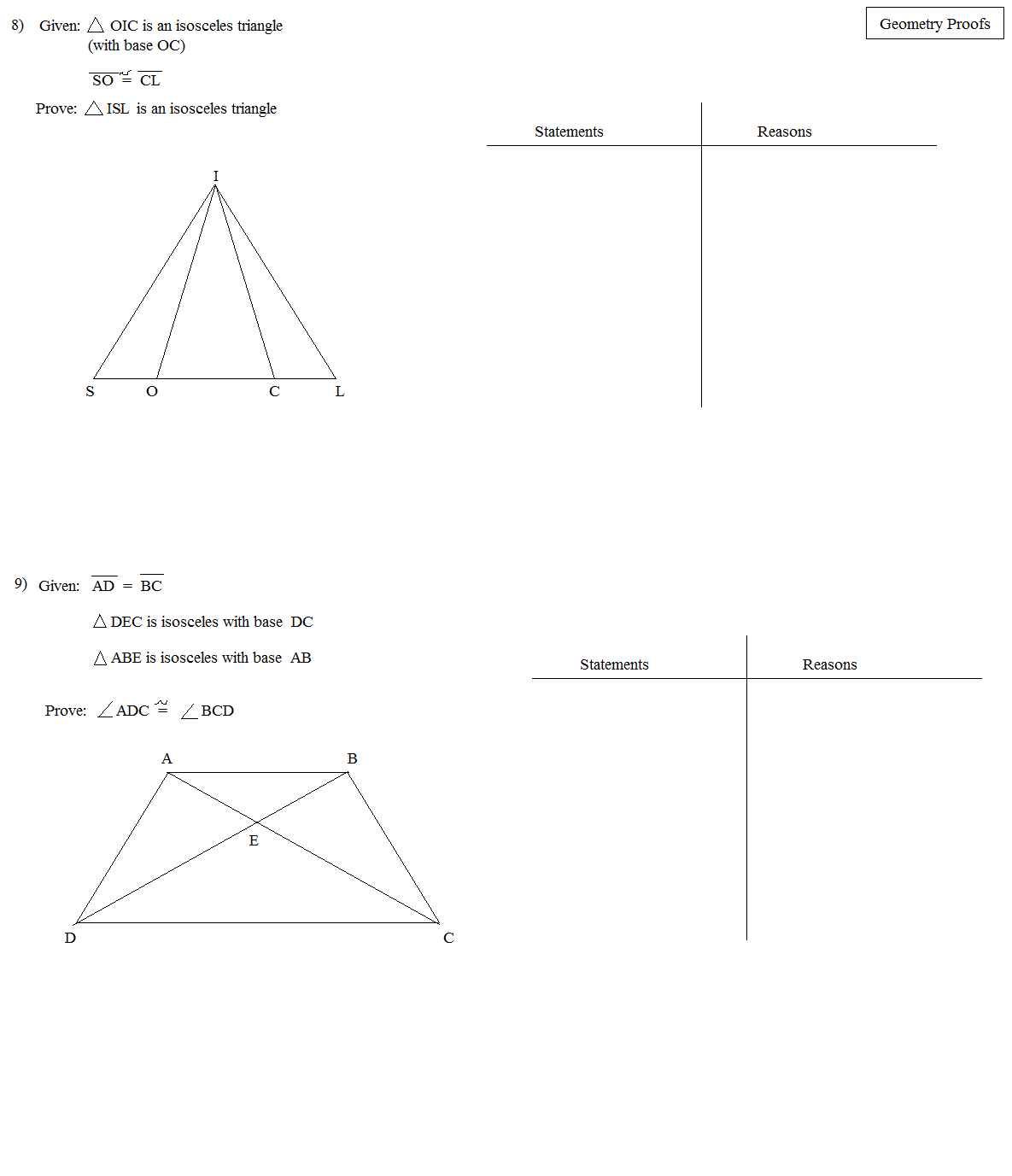 Kuta Geometry Worksheet Answers