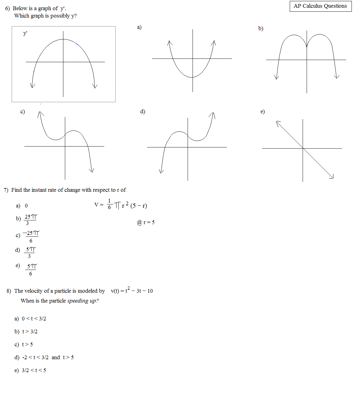 Systems Of Equations Worksheet Multiple Choice