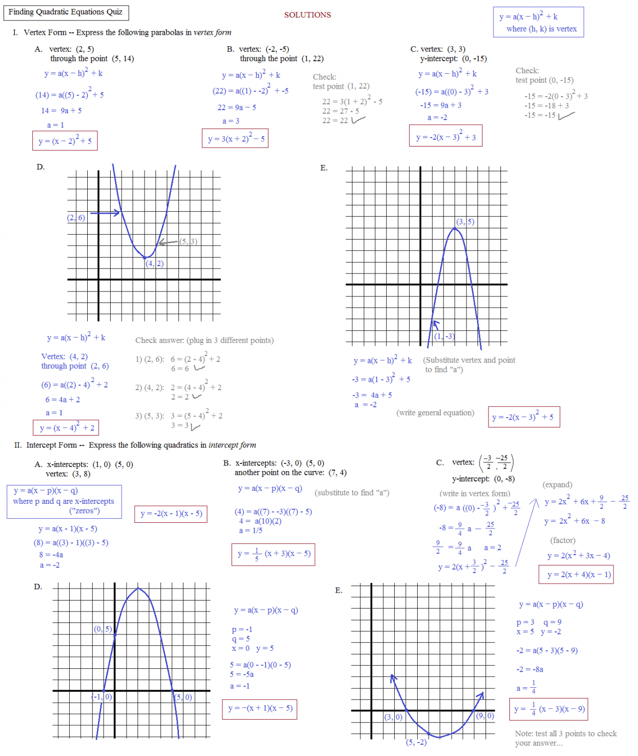 Transforming Equations Worksheet Easy | Printable ...