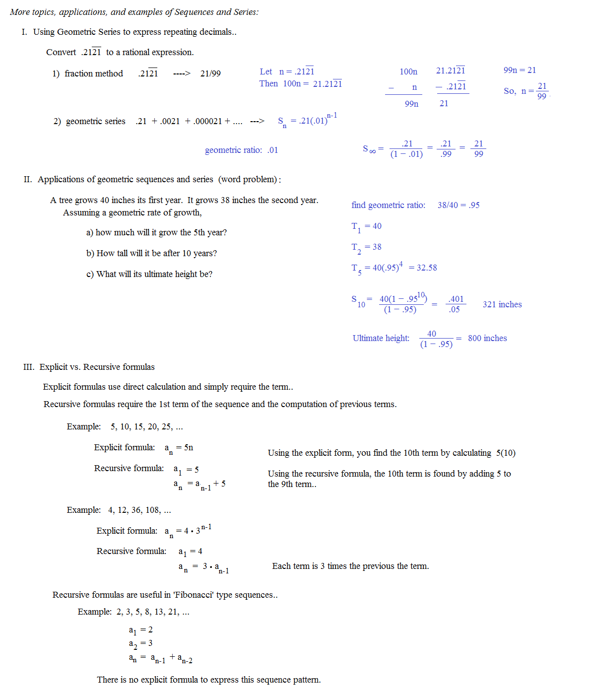 Worksheet Geometric Series Worksheet Grass Fedjp
